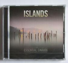 #  ESSENTIAL EINAUDI -  ISLANDS - CD  NUOVO SIGILLATO