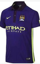 Original Nike Soccer Manchester City 3rd Trikot Jersey Gr.XL NEU
