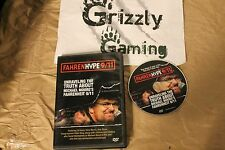 USED Fahrenhype 9/11 DVD (NTSC) Tested and Working!!