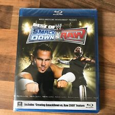 Best of WWE Smack Down vs Raw Blu-ray - BRAND NEW / SEALED (2008)