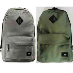 Vans Old Skool Plus Rucksack Backpack Daypack Bag Laptop Causal Travel Gym Unise