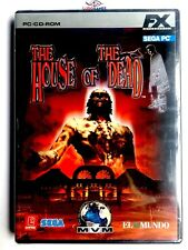 The House of the Dead Nuevo Precintado PC Videogame Videojuego Sealed New SPA