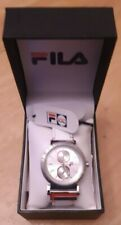 Fila Filactive men's watch 38-005-002 new tag box sports activewear dress formal