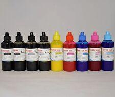 9X100ML pigment refill Ink for EPSON Stylus R3000 Printer