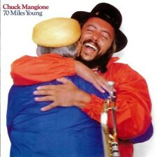 CHUCK MANGIONE - 70 Miles Young - NM 1988 A&M Jazz CD