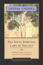 THE SEVEN SPIRITUAL LAWS OF SUCCESS - CHOPRA, DEEPAK - NEW PAPERBACK BOOK