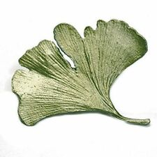 Michael Michaud for Silver Seasons Retired Ginkgo Tack Pin 5844 Retail $52