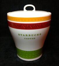 Starbucks Coffee Rollstock Canister 2005