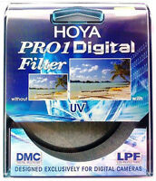 Genuine HOYA 55mm Pro 1 Digital UV Camera Lens Filter Pro1D UV(O) for DSLR