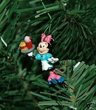 Minnie Mouse, Car Hop, Drive In, Christmas Ornament