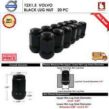 For 2004-2011 Volvo S40 Lug Nut 47881HV 2005 2006 2007 2008 2009 2010