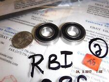 RBI R8RS Bearing/Bearings Lot of 2