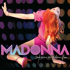 Madonna CONFESSIONS ON A DANCE FLOOR Limited NEW SEALED PINK COLORED VINYL 2 LP