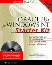 Oracle8I for Windows Nt Starter Kit (Oracle Press Series)