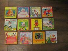 12 Märchen Pixi Bücher * kleine Sammlung *