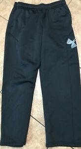 youth Under Armour sweat pants size youth XL black