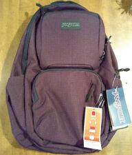 """JanSport Nova Backpack With 15"""" Laptop Pocket, Micro Grid"""