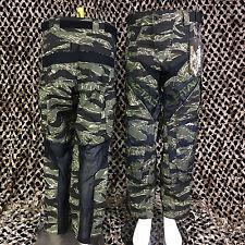NEW Valken V-Tac ZULU Combat Tactical Paintball Pants - Tiger Stripe Camo - 5XL