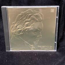 GIDON KREMER violin - BEETHOVEN Sonatas #4 & 5 - ARGERICH - CD SOLID SILVER NM