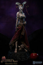 Queen of the Dead  Undead Horror 1/4 Premium Format Statue Sideshow