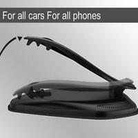 Sticky Pad Car Dashboard Mount Holder Cradle Stand GPS Universal Phone For O7A2