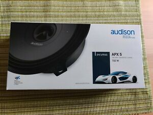 Audison APX 5 130mm Lautsprecher Auto Car HiFi