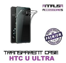 COVER TRASPARENTE HTC U ULTRA CUSTODIA PROTEZIONE TPU SILICONE TRANSPARENT CASE