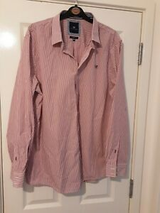 crew clothing mens shirt xxl. Classic fit