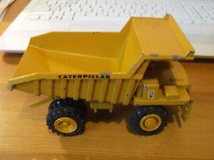 Conrad 276 CAT 769B Mining Dump Truck in 1:50 scale, playworn