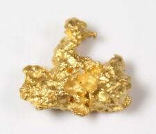 AUSTRALIAN NATURAL GOLD NUGGET 0.52 GRAMS