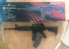 Airsoft M4A1 1,6 JOULES  ULTRA GRADE KING ARMS RÉPLIQUE ÉLECTRIQUE