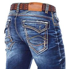 b6a51f32ec00 Cipo Baxx   lange stonewashed Herren-Jeans aus Denim günstig kaufen ...