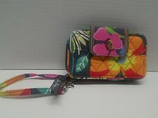 Vera Bradley Cell Phone Wristlet Pre Owned