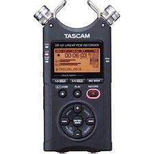 TASCAM DR-40 Field Recorder 2017 Black