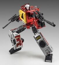 New Transformers KFC Toys MP Proportion Blaster Transistor Metal Color In Stock
