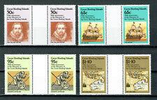 Kokos (Keeling) Inseln - Seefahrt 1984 (postf. / ** / MNH) - Zw.-Stegpaar