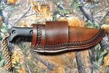 custom crossdraw/scout knife sheath for ka-bar becker BK10, SHEATH ONLY, USA