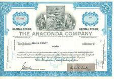 The Anaconda Company 1957