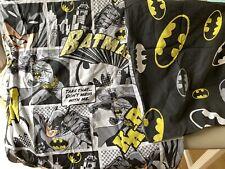 Batman Single Bedding Set (duvet quilt cover & pillowcase)
