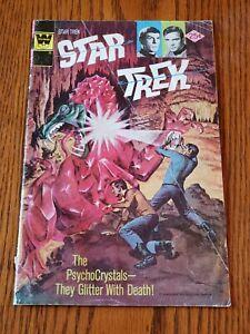 1975, Star Trek Comic Book, The PsychoCrystals, No. 34.