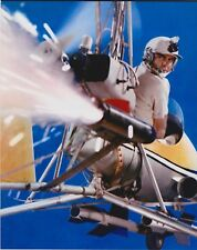 JAMES BOND YOU ONLY LIVE TWICE SEAN CONNERY IN LITTLE NELLIE AUTOGYRO 8X10