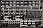 Eduard 53021 1/350 USS BB-63 Missouri Detail Set for Tamiya kit