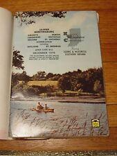 Telephone Directory Jasper Holland Indiana Advertising Phone Book Fishing Cover