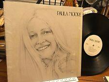 PAULA MOORE LP S/T 1978 RARE INDIE PRESS NM/EX in shrink FOLK