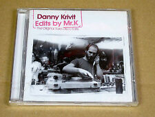 CD Danny Krivit Edits by Mr K / Original rare Disco edits / Strut 2003