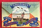 WW2 Maxwell & GUNTER FIELDS - 1941 - PICTURE ALBUM EARLY WAR PERIOD 🇺🇸