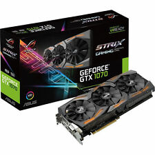 ASUS GeForce GTX 1070 Strix OC 8GB Grafikkarte