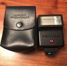 Asahi Pentax AF200S Zoom Flash Unit for SLR Camera - Untested
