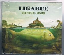 LIGABUE ARRIVEDERCI MOSTRO CD DIGIPACK NUOVO!!!