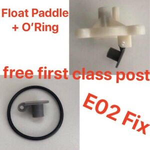 Lay Z Spa hot tub water flow sensor float paddle for E02 error